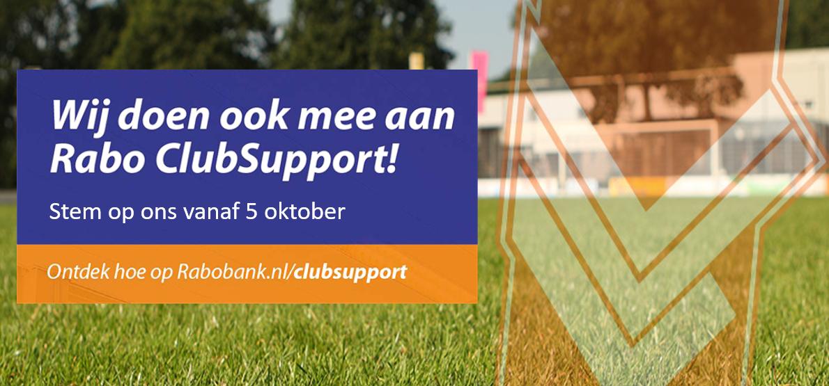 Rabo ClubSupport, help de vereniging!