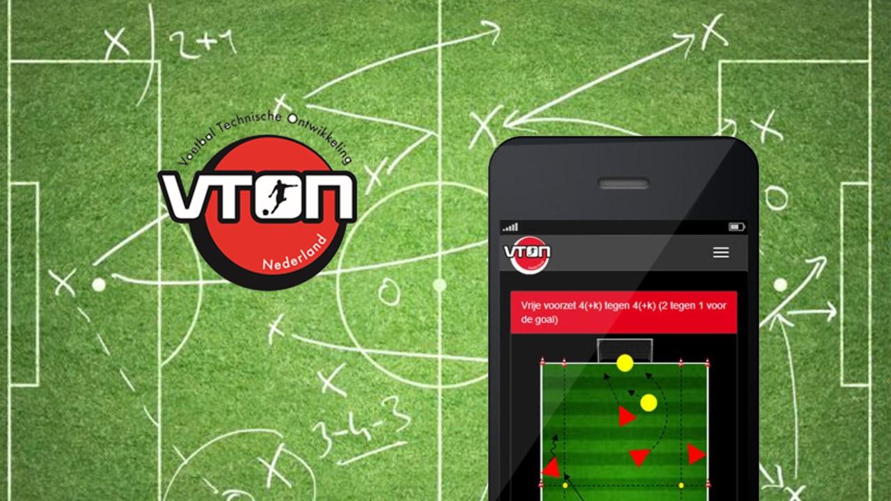 Nieuwe VTON voetbal methodiek