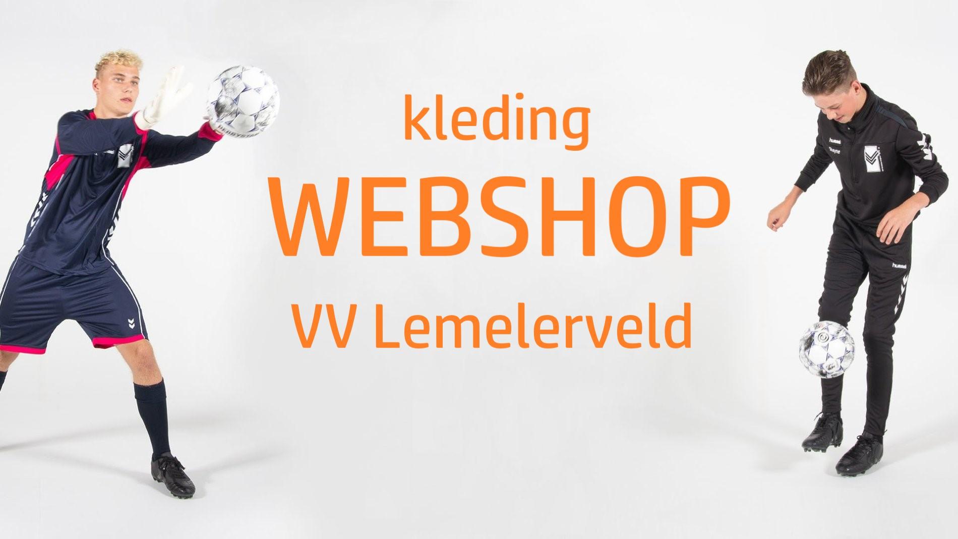 Teamkleding VV Lemelerveld